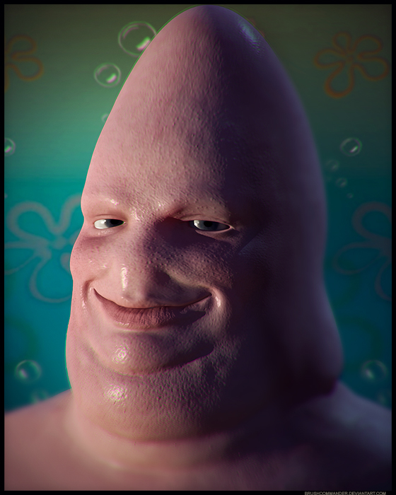 Patrick_Star_by_Brushcommander