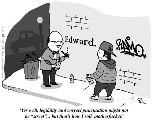 Grammarfiti