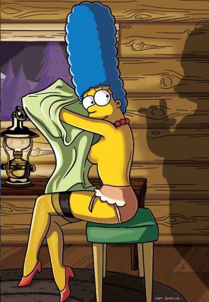 Marge Simpson - Playboy 1